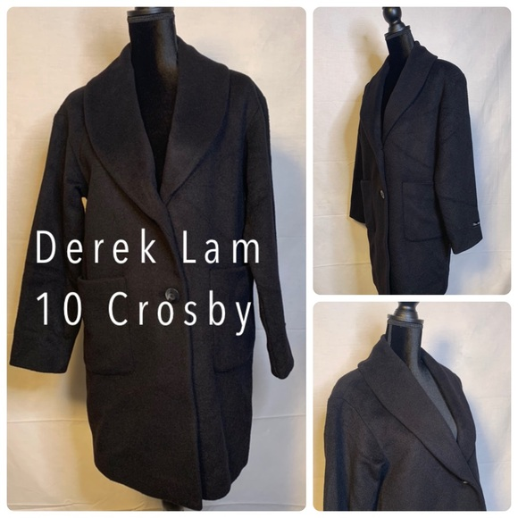 27b023fd30b79 Derek Lam 10 Crosby Wool 2 Buttons